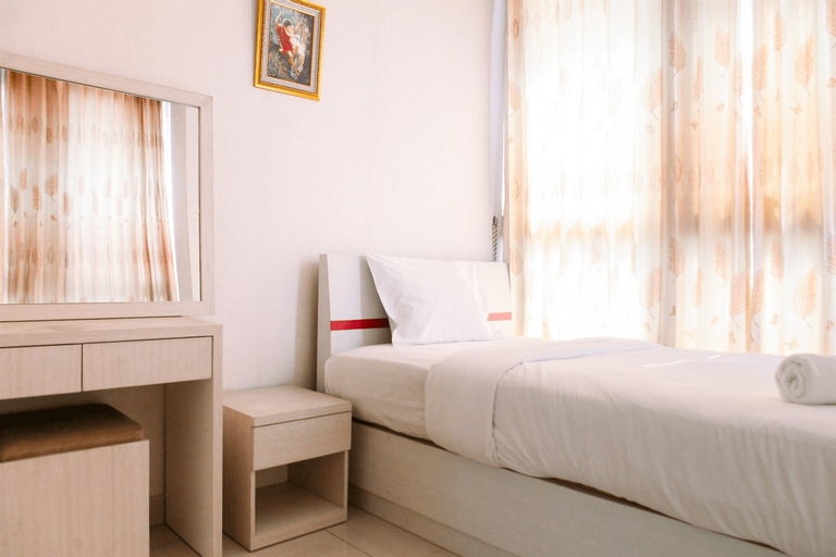 Beautifully Spacious 3BR at Sunter Park View Apartment By Travelio, North Jakarta
