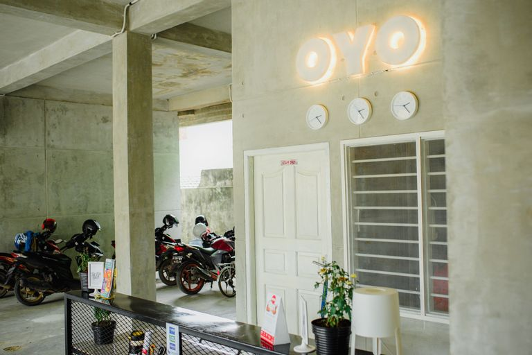 OYO 183 The Pipe House, Palembang