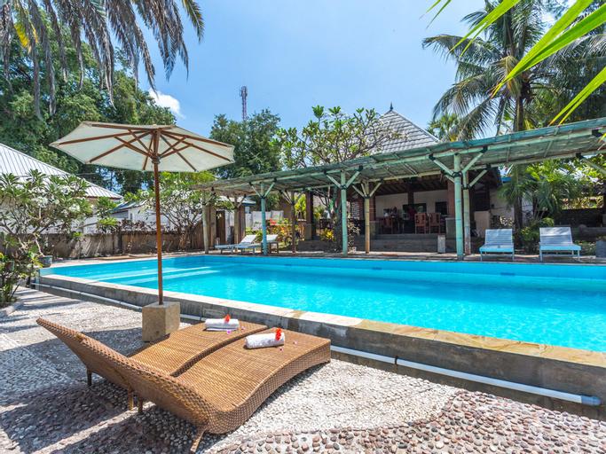 OYO 1363 Gili Indah Resort, Kepulauan Gili