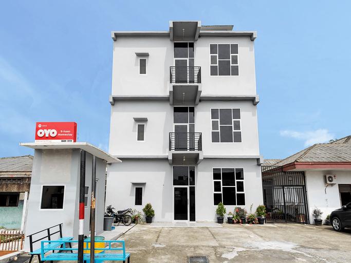 OYO 1243 9-haan Homestay, Medan