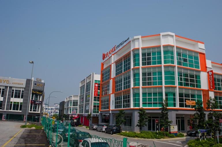 Orange Hotel Sri Petaling BUKIT JALIL, Kuala Lumpur