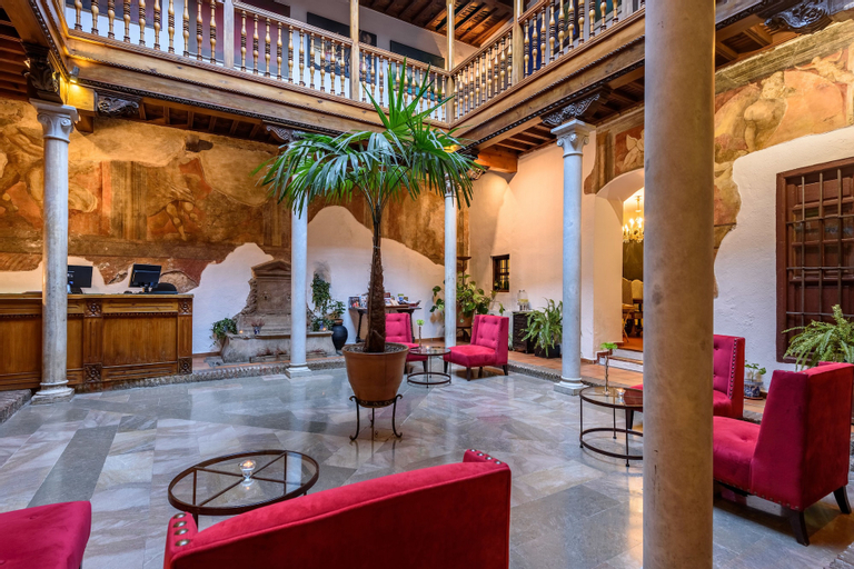 Palacio de Santa Inés hotel, Granada