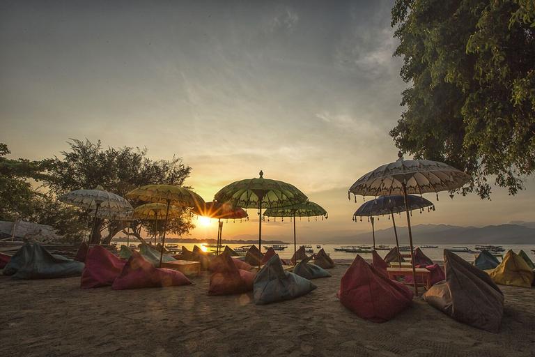 Gili Sands Beach Club, Lombok