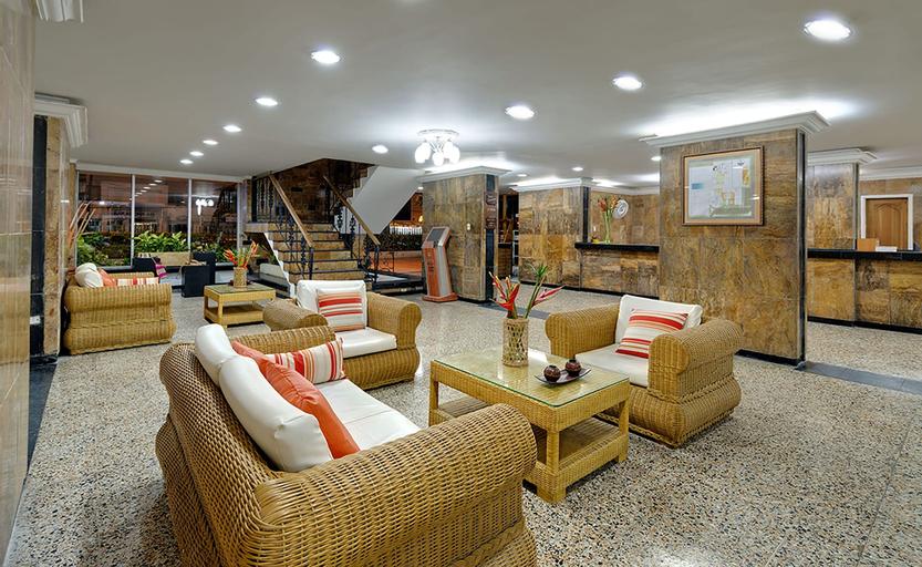Hotel Dorado Plaza, Cartagena de Indias
