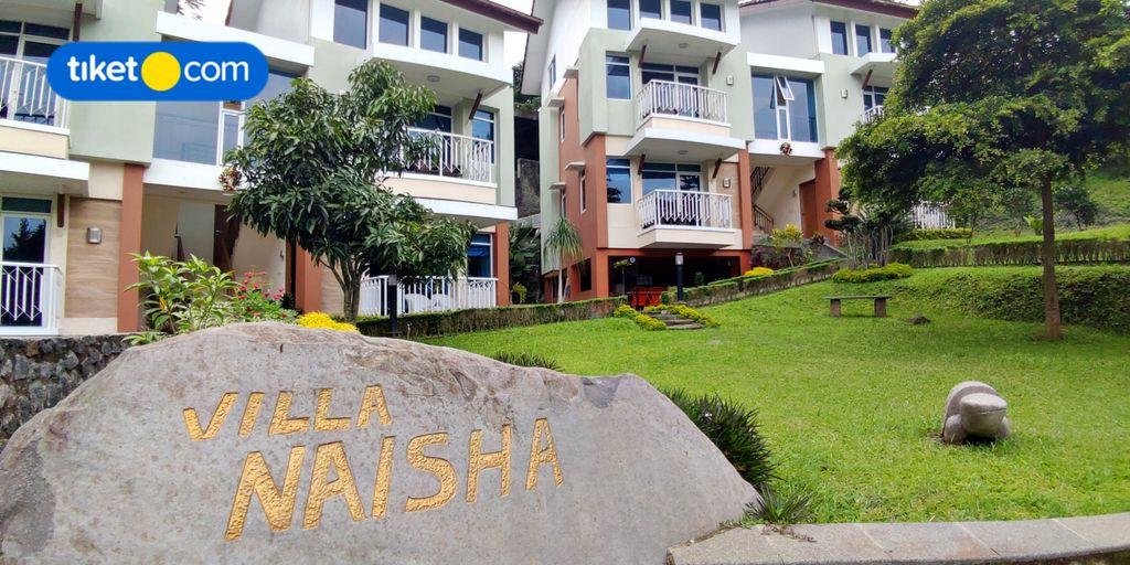 Villa Naisha Lembang, Bandung