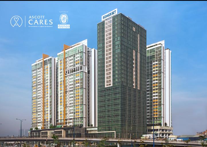 Somerset Vista Ho Chi Minh City Serviced Residence, Quận 2