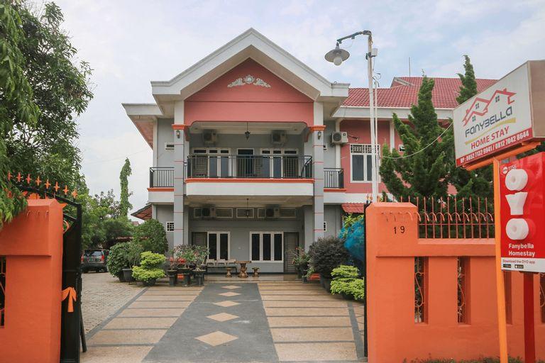 OYO 1156 Fanybella Homestay, Pekanbaru