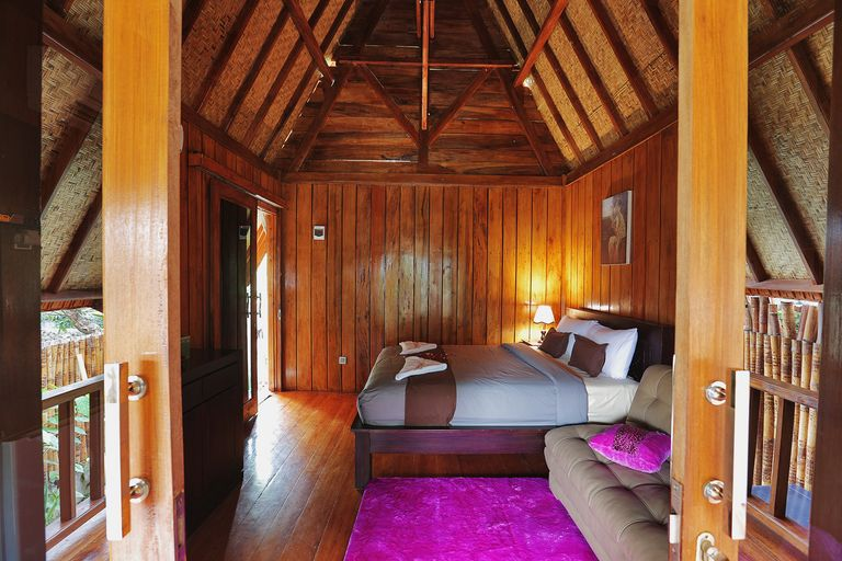 Yokis Bungalow Kuta Lombok, Lombok