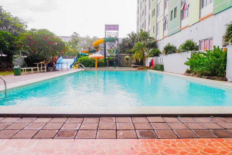Cozy 2BR Apartement at Dian Regency By Travelio, Surabaya