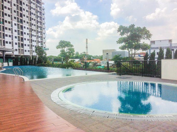 Best Modern 1BR The Oasis Apartment By Travelio, Cikarang