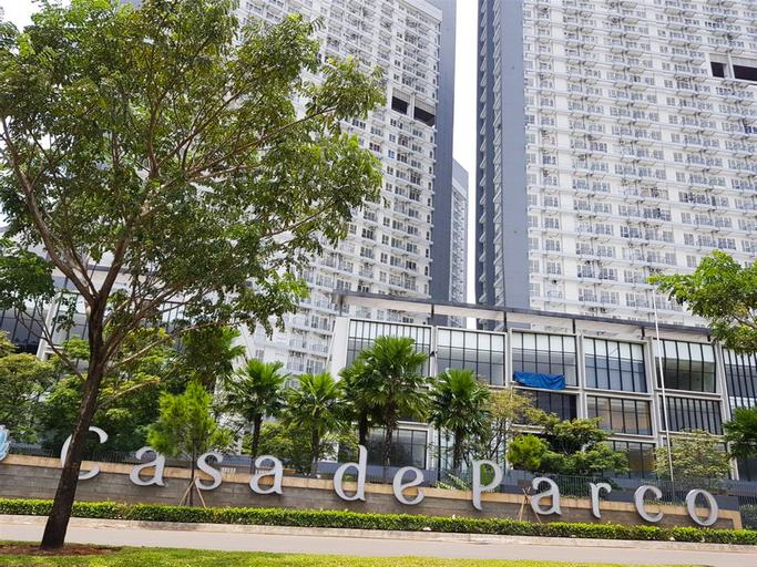 Studio Apartment Casa De Parco near ICE BSD By Travelio, Tangerang Selatan
