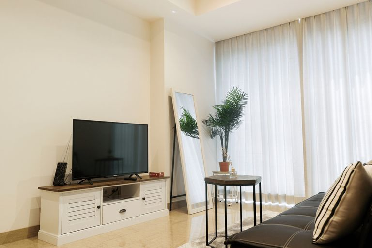 Exclusive and Cozy Japanese 1BR Branz BSD City Apartment By Travelio, Tangerang Selatan