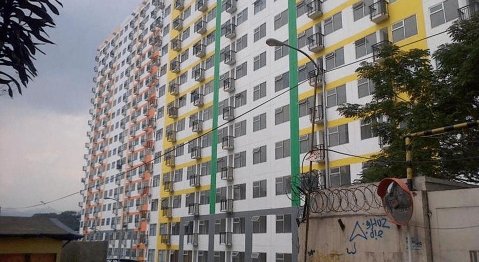 Studio Apartment The Jarrdin Cihampelas - by AKMAL, Bandung