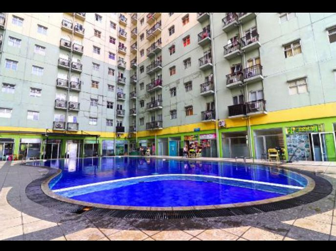 The Suite Metro Apartement by Putri, Bandung