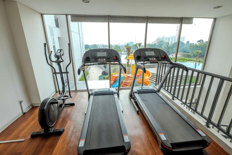 Good Place 1BR Apartment Akasa Pure Living BSD City By Travelio, Tangerang Selatan