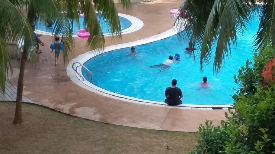 Rose Condo Cocobay Beach Resort, Port Dickson