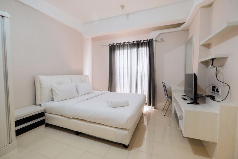 Minimalist Studio Room at Sunter Park View Apartment By Travelio, North Jakarta
