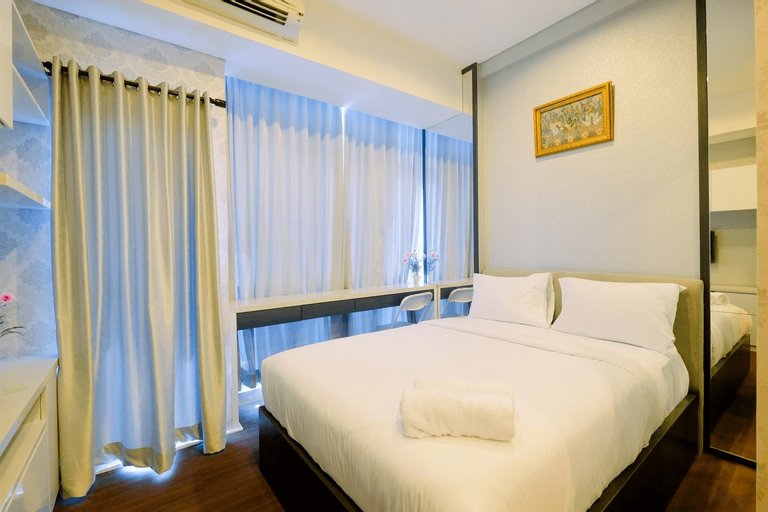 Best Price Studio Apartment at Capitol Park Residence By Travelio, Jakarta Pusat