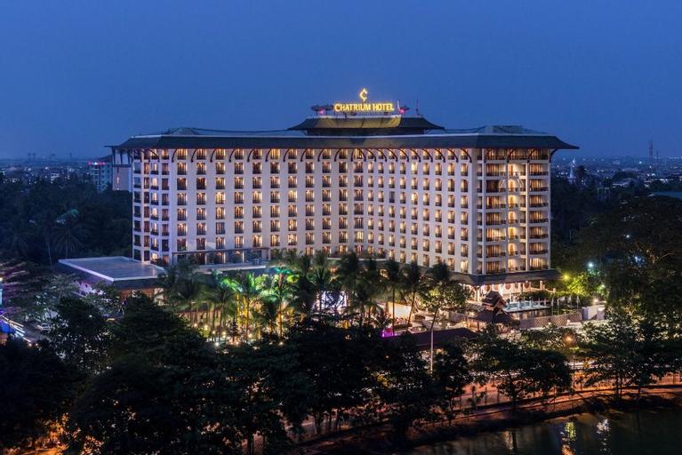 Chatrium Hotel Royal Lake Yangon, Yangon-W