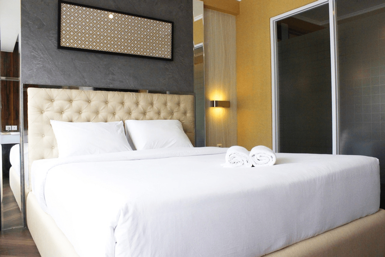 Exquisite 1BR Apartment at Gateway Pasteur By Travelio, Cimahi