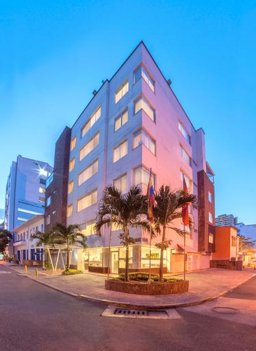 Hotel MS Centenario Superior, Santiago de Cali