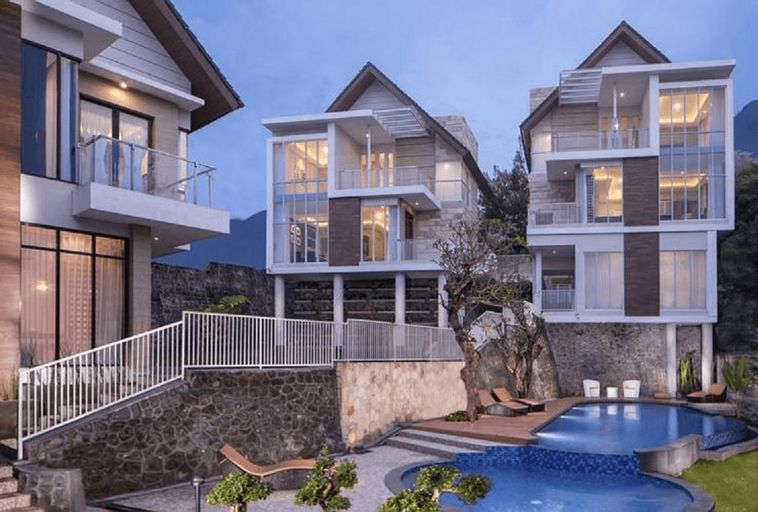 Azcarya Villa Type Harry, Malang