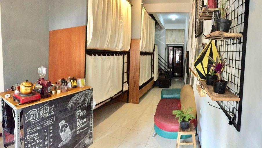 The Lalita Backpacker Beds, Malang