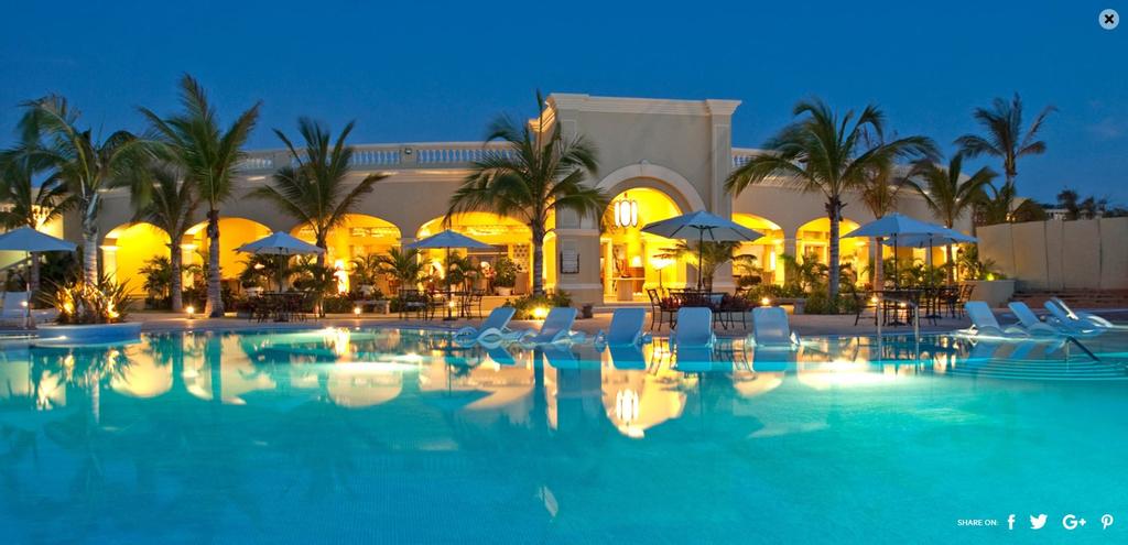 Pueblo Bonito Emerald Bay Resort & Spa - All Inclusive, Mazatlán