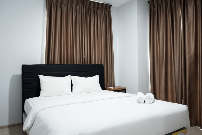 2BR Luxury Citra Lake Suites Apartment By Travelio, Jakarta Barat