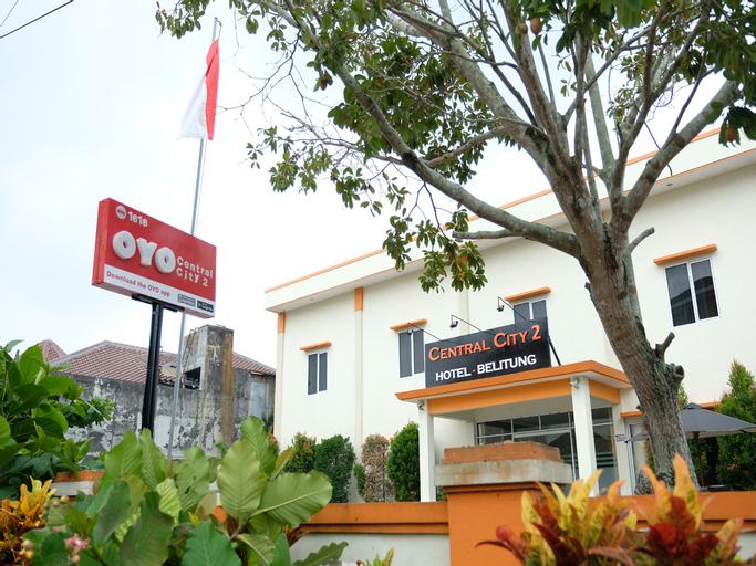 OYO 1616 Hotel Central City 2, Belitung