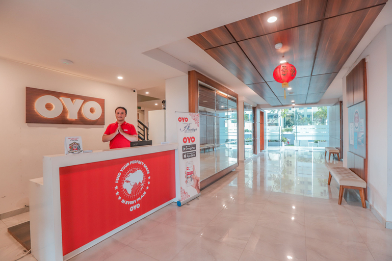 OYO Flagship 210 Amethyst Kemayoran Near RSUD Pademangan, Jakarta Pusat