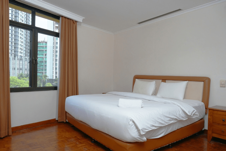 Modern and Spacious 2BR at Kusuma Chandra Apartment By Travelio, Jakarta Selatan