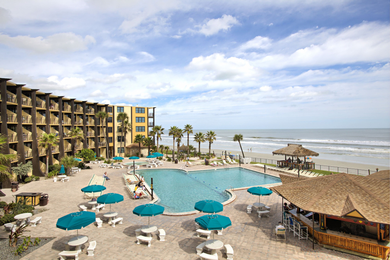 Hawaiian Inn Beach Resort, Volusia