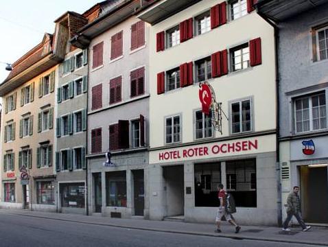 Roter Ochsen, Solothurn
