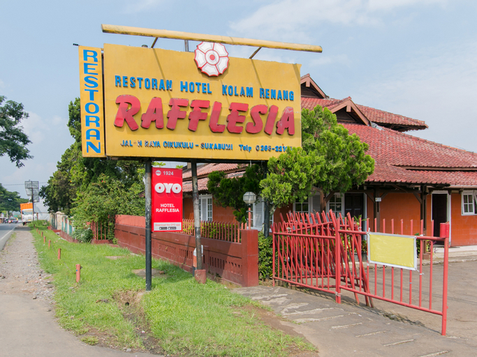 OYO 1924 Hotel Rafflesia, Sukabumi
