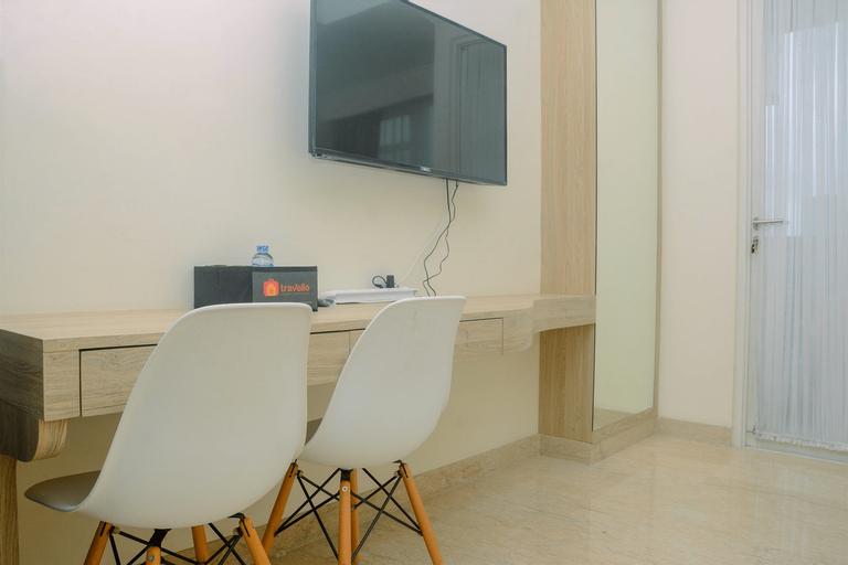 Gorgeous Studio @ Menteng Park Apartment By Travelio, Central Jakarta