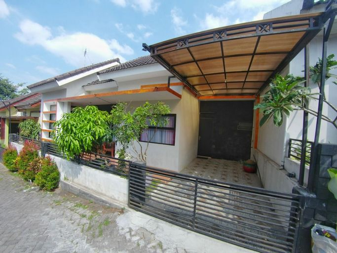 Villa 2 kamar Abdul Gani No. 7 dekat Museum Angkut, Malang