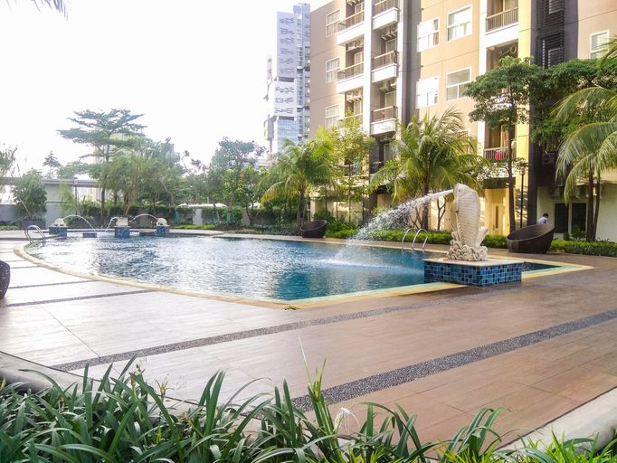 Modern and Cozy 2BR Silkwood Apartment By Travelio, Tangerang