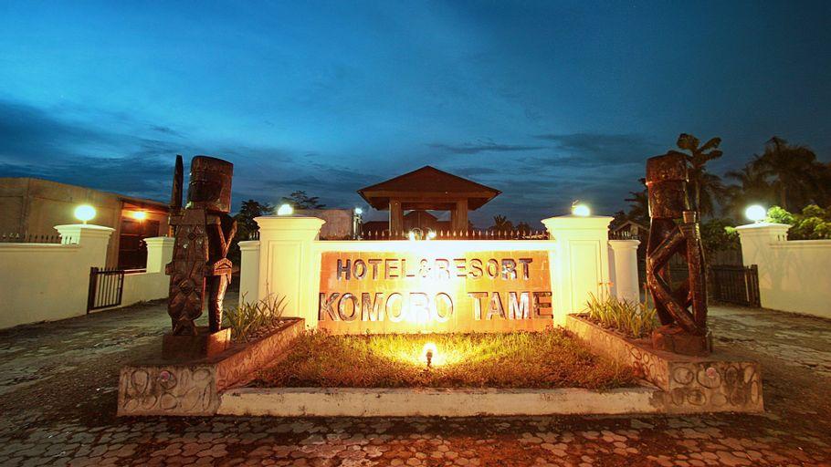 Komoro Tame Hotel & Resort, Mimika