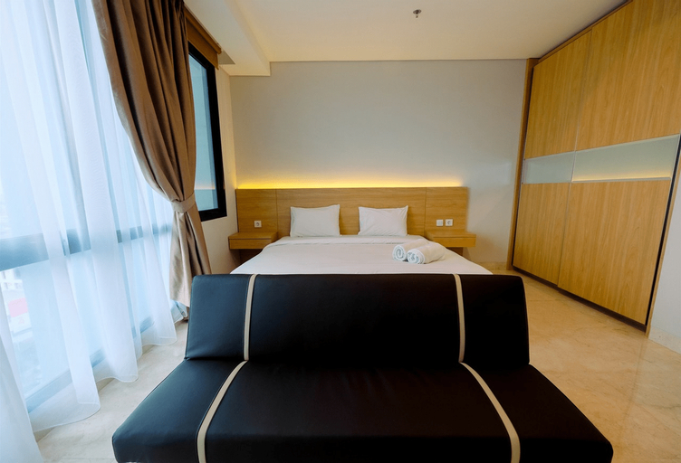 Spacious Studio Room at Capitol Suites Apartment By Travelio, Jakarta Pusat