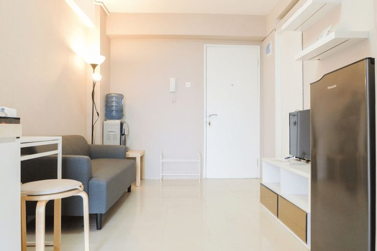 Simply 2BR at Bassura City Apartment By Travelio, East Jakarta