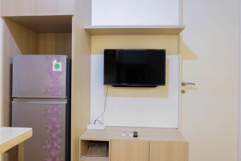 Well Furnished 2BR Bassura City Apartment By Travelio, East Jakarta
