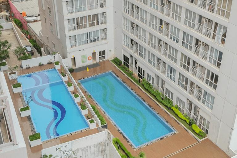 Cozy Studio Apartment at Taman Melati Margonda By Travelio, Depok