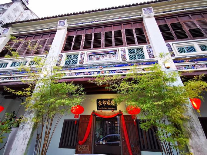 East Indies Mansion, Pulau Penang