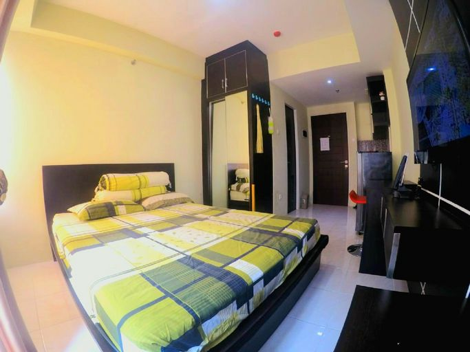 Studio Room C821 At Malioboro City Apartemen by Jowo Klutuk, Sleman