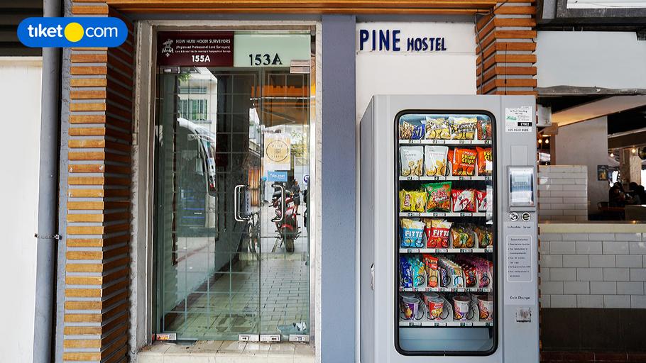 Pine Hostel @ Lavender, Rochor