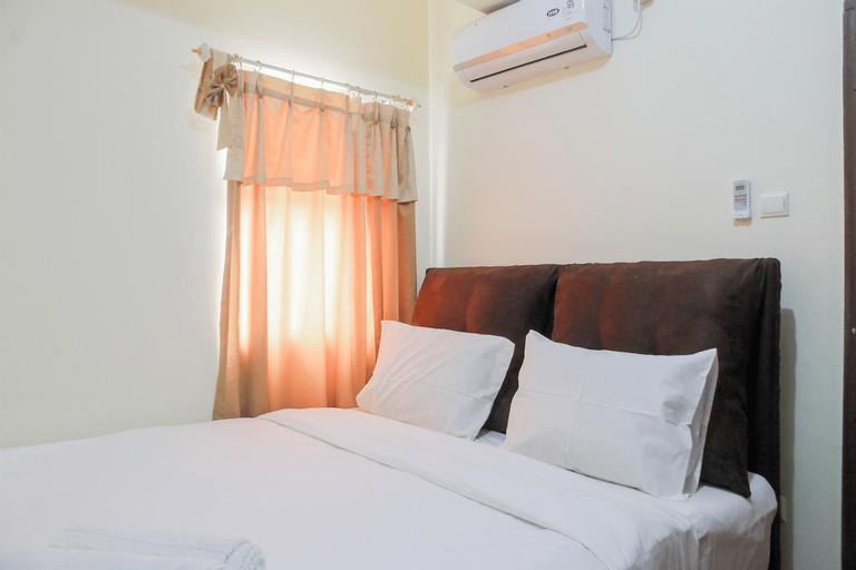 Cozy 1BR + 1 at Kemang View Apartment Bekasi By Travelio, Bekasi