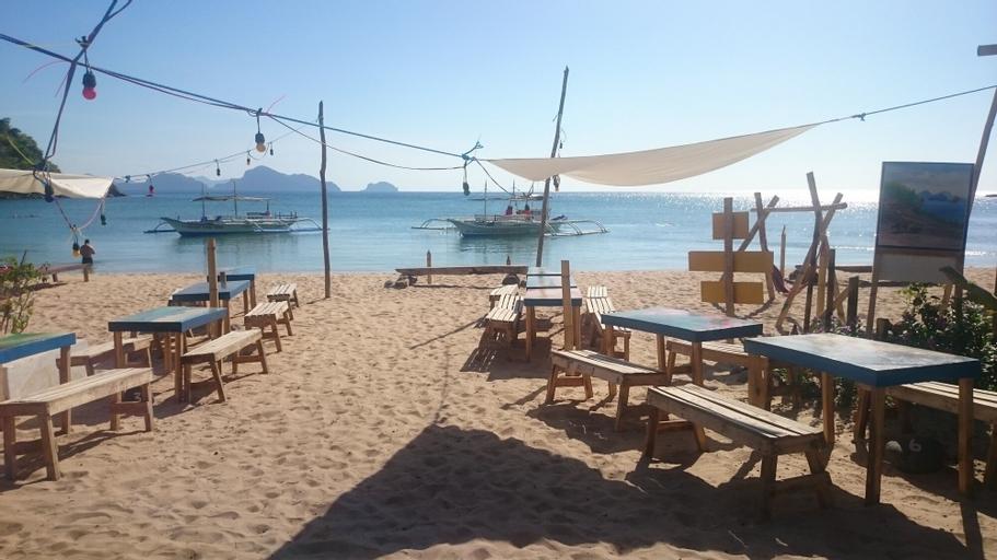 Calitang Beach Resort, El Nido