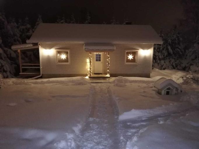 Villa Virpi, Lapland