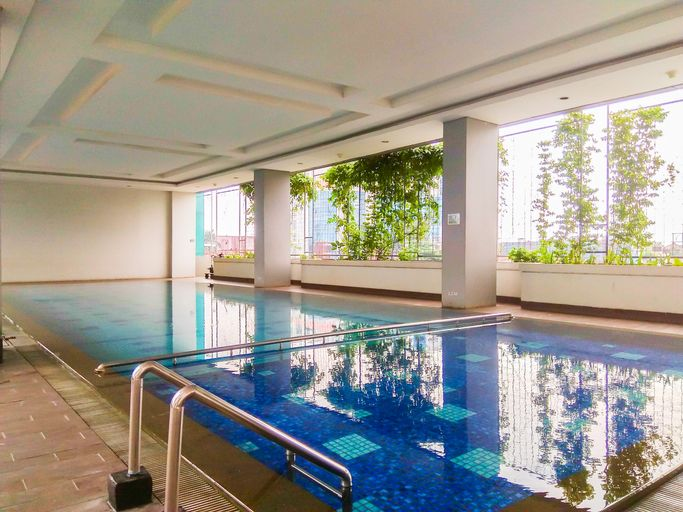 2BR Best Location The H Residence Apartment By Travelio, East Jakarta